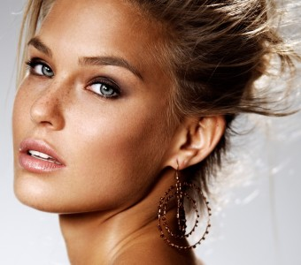 stunning model bar refaeli hd wallpapers